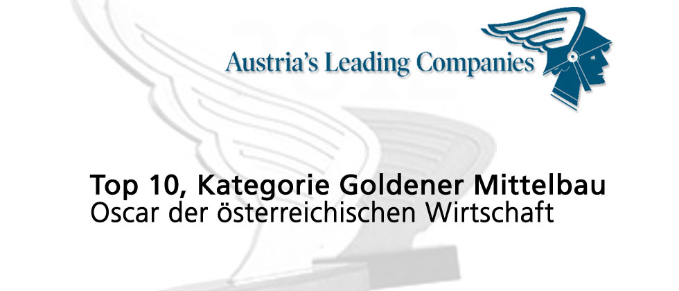 Austria´s Leading Companies:  (&copy Great Lengths)