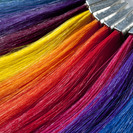 Tolle Farben, Knallige Effekte:  (© Great Lengths)