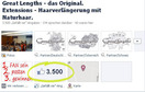 3.500 Facbeook-Fans: 17. April 2012, 23:39 (© Screenshot von Malte Gibbs)