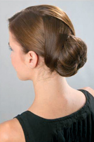 Chignon (© Great Lengths)