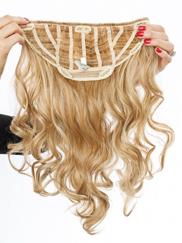Wavy Extension - Rückseite:  (© © Great Lengths)