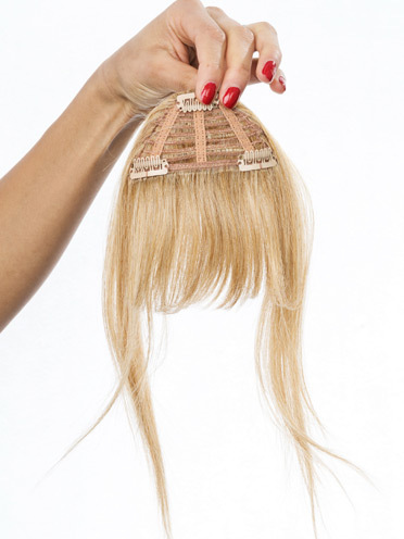 Clip-in-Bang (Fringe) (© Great Lengths)