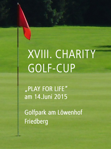 "Charity-Golf-Cup ""Play for Life"" am 14.Juni 2015 (© Play for Life)"