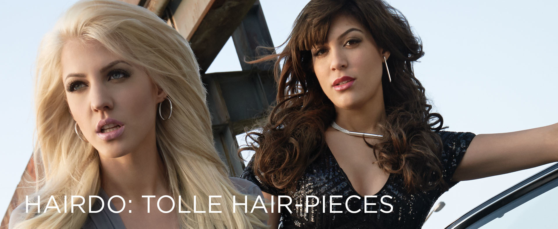 Hairdo: Tolle Hair-Pieces (© Great Lengths)