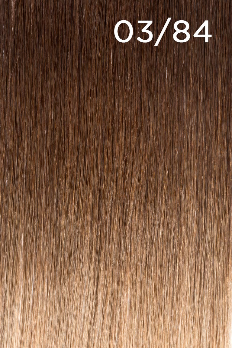 NEU: Trendfarbe - BRONDE (© Great Lengths)