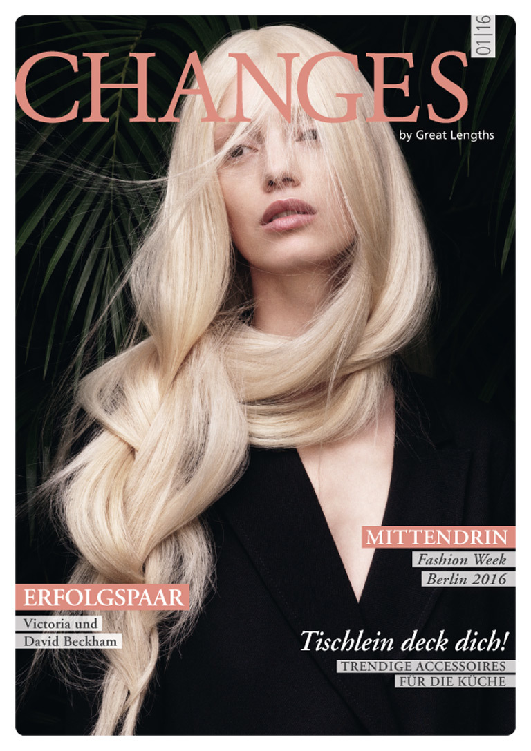 Magazin CHANGES 2016/01 (© Great Lengths)