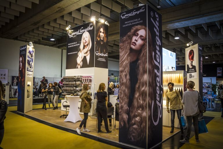 Hair die Messe für Hairstylisten (© Great Lengths)