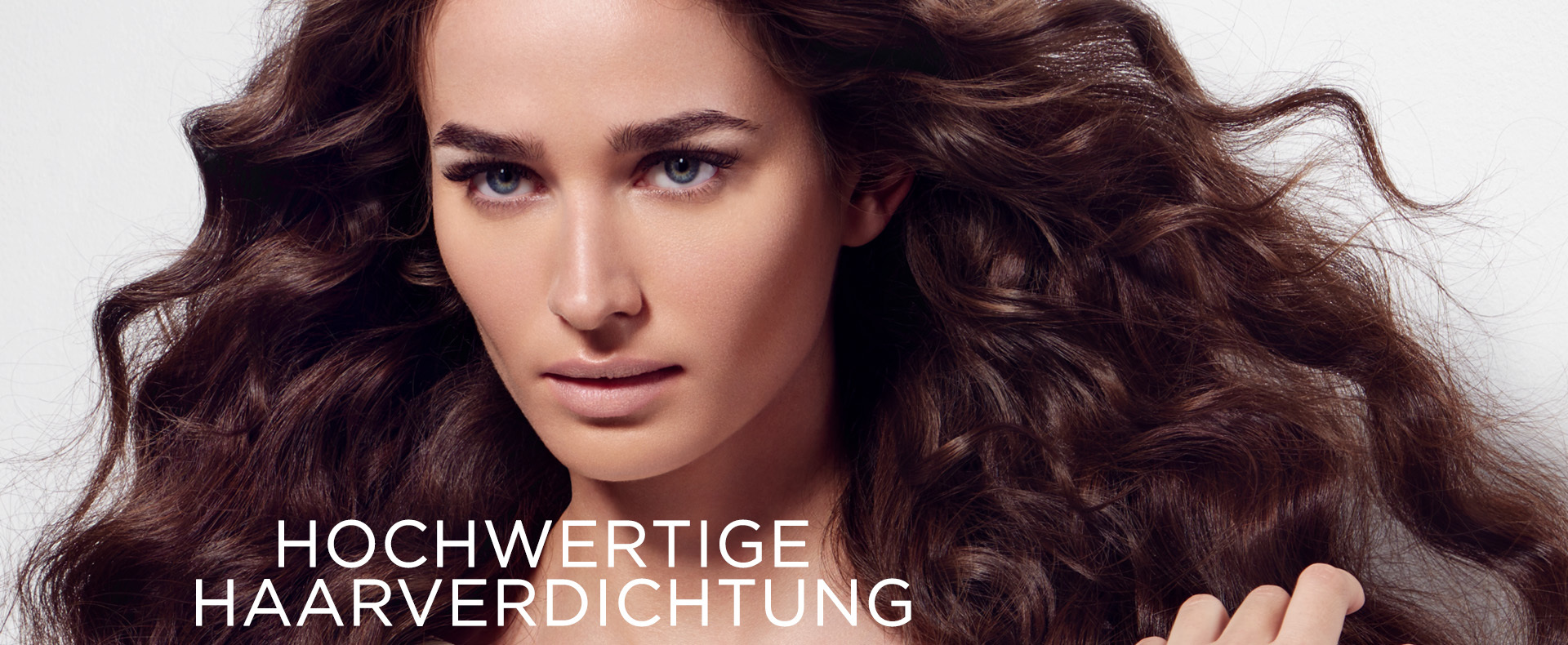 Hochwertige Haarverdichtung (© Great Lengths)