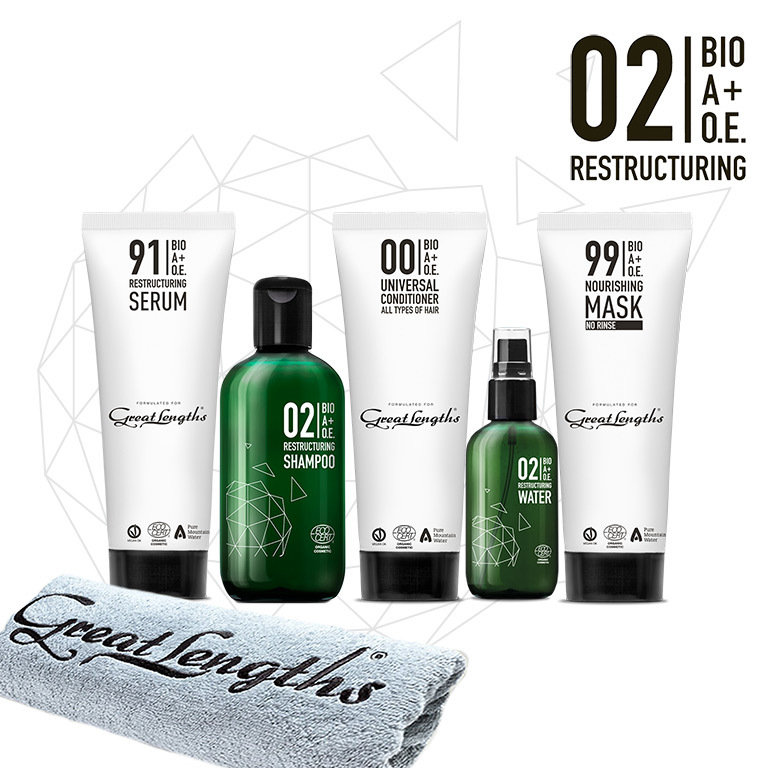 BIO A+O.E. 02 Restructuring Treatment. (© Great Lengths)