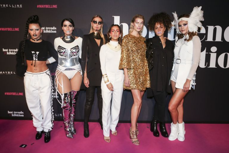 Fashion Week Berlin, Maybelline Show:  (© )