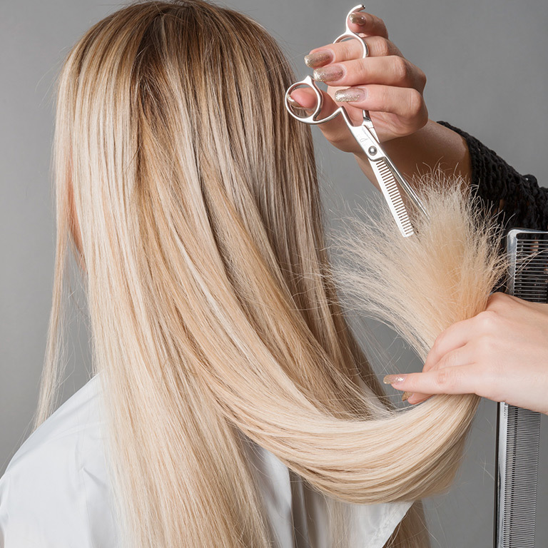 Larissa, Coiffeur Lauschke, Kassel (© Great Lengths)