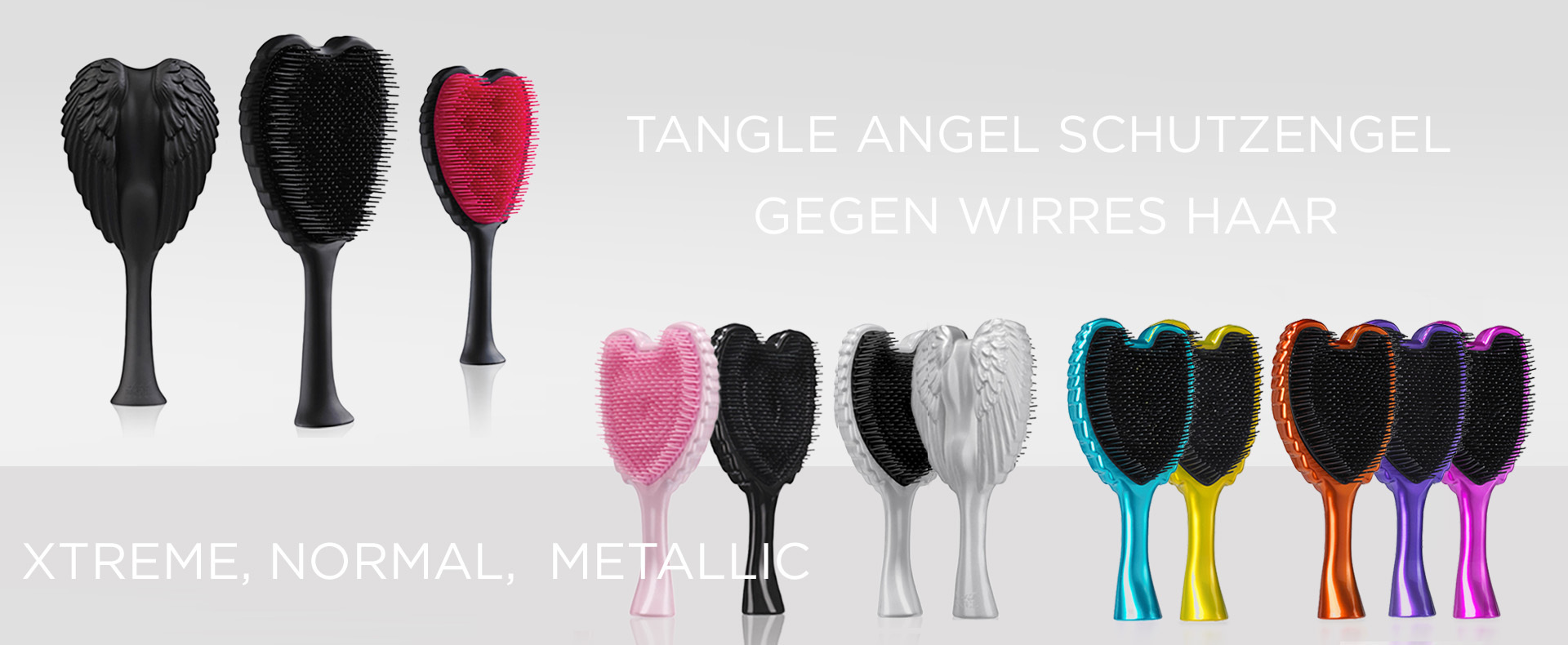 Tangle Angel der Engel für wirres Haar (© Great Lengths)