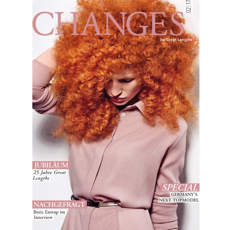 Magazin CHANGES 2017/02 (© Great Lengths)