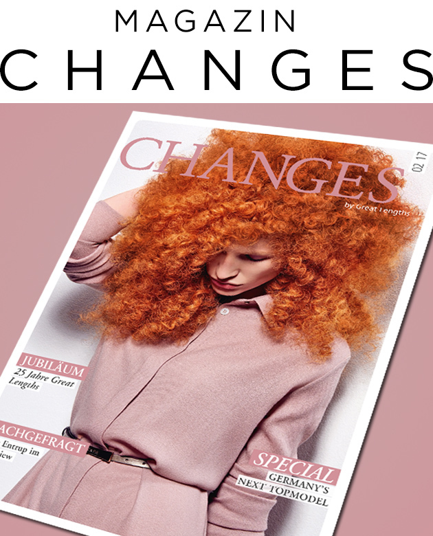 Magazin Changes (© Great Lengths)