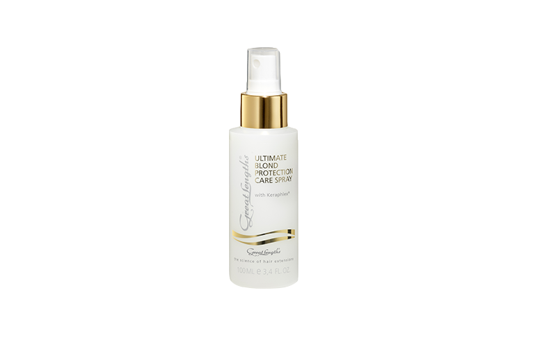 ULTIMATE BLOND PROTECTION CARE SPRAY (© Great Lengths)
