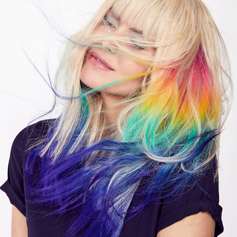 Rainbow, wundervolle Farben (© Great Lengths)