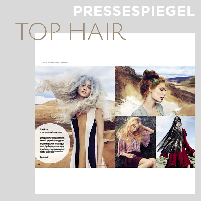 Magazin TOP HAIR Austria, Ausgabe 2004.2017 (©  Magazin TOP HAIR Austria, Ausgabe 2004.2017)