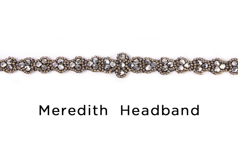 Meredith Headband:  (© © Great Lengths)