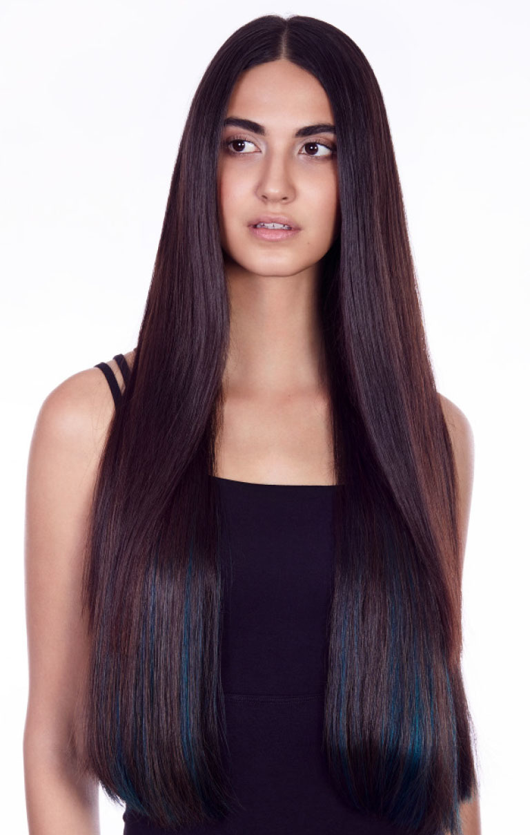 Hochwertige Extensions (© Great Lengths)