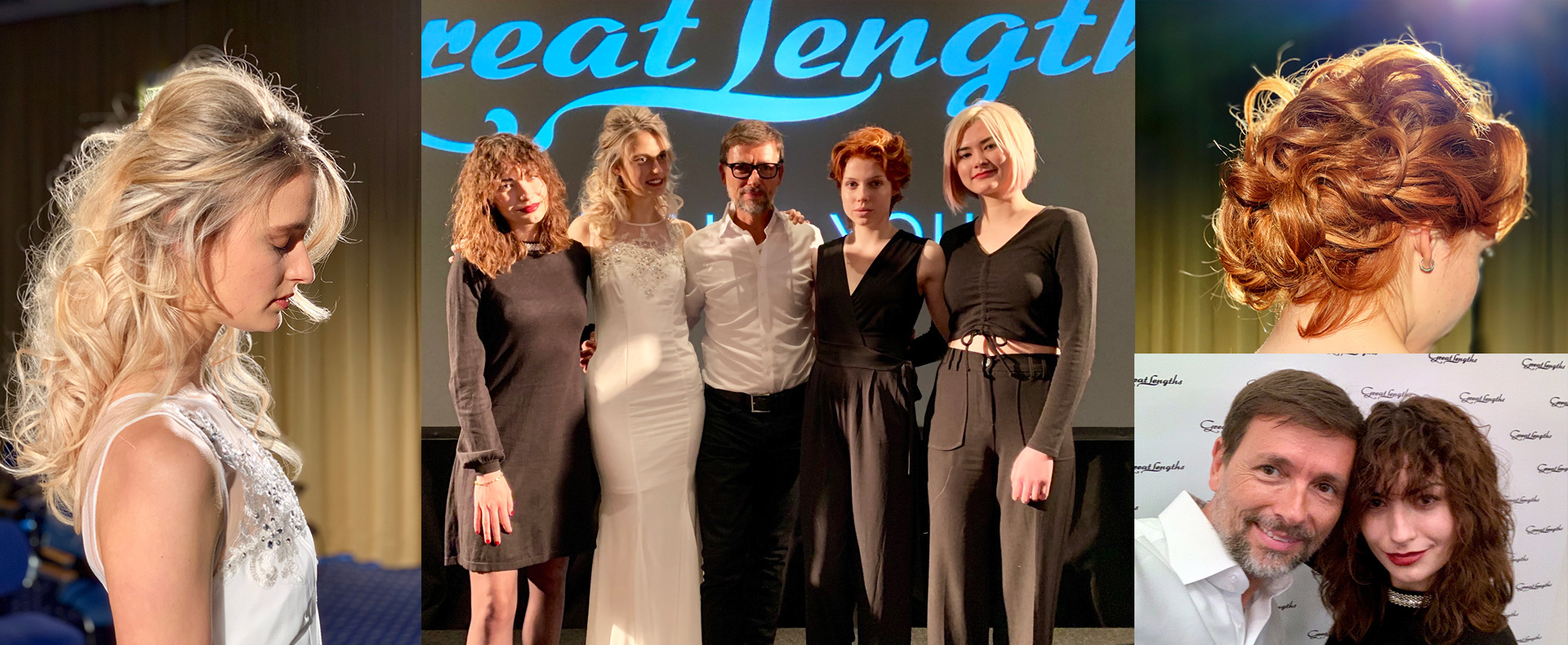 Fashion und Trends mit André Märtens (© Great Lengths)