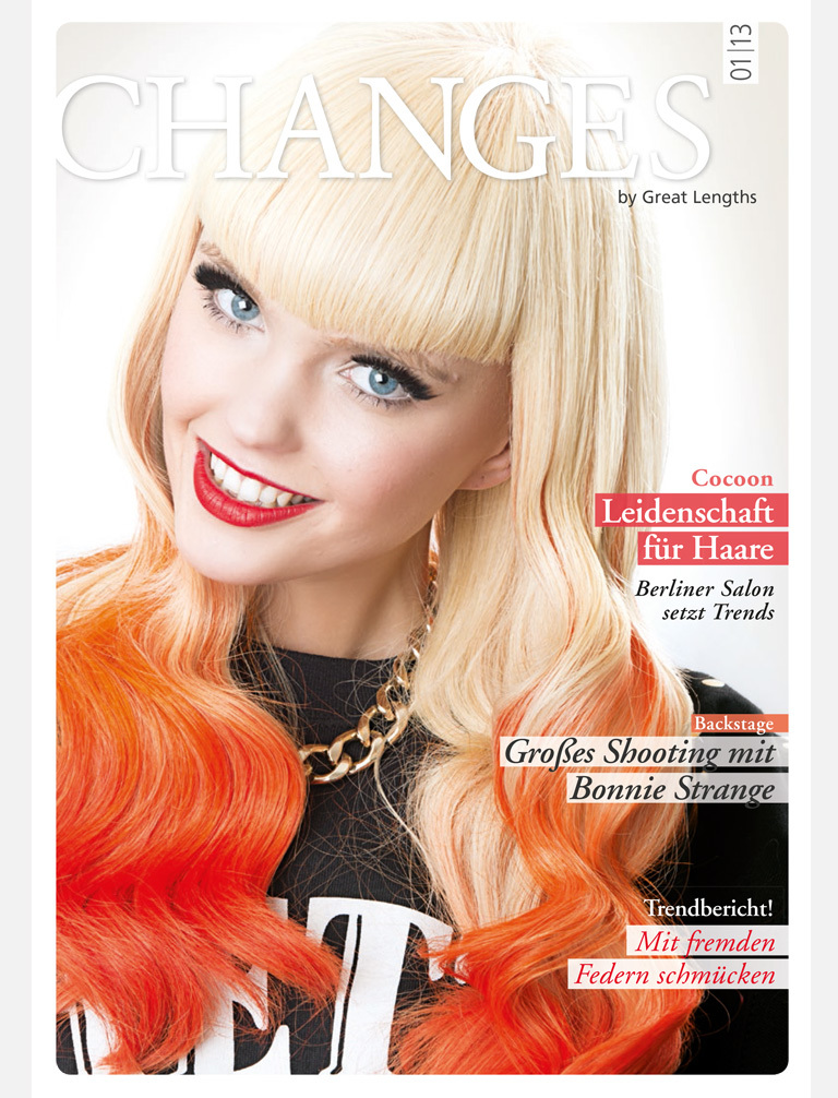 Changes 01|2013:  (© Great Lengths)