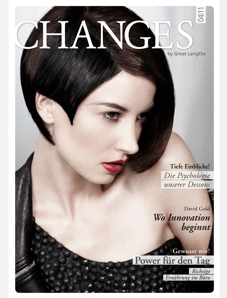 Changes 04|2011:  (© Great Lengths)