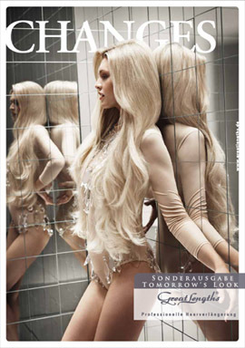 CHANGES Sonderausgabe Tomorrow's Look (© Great Lengths)