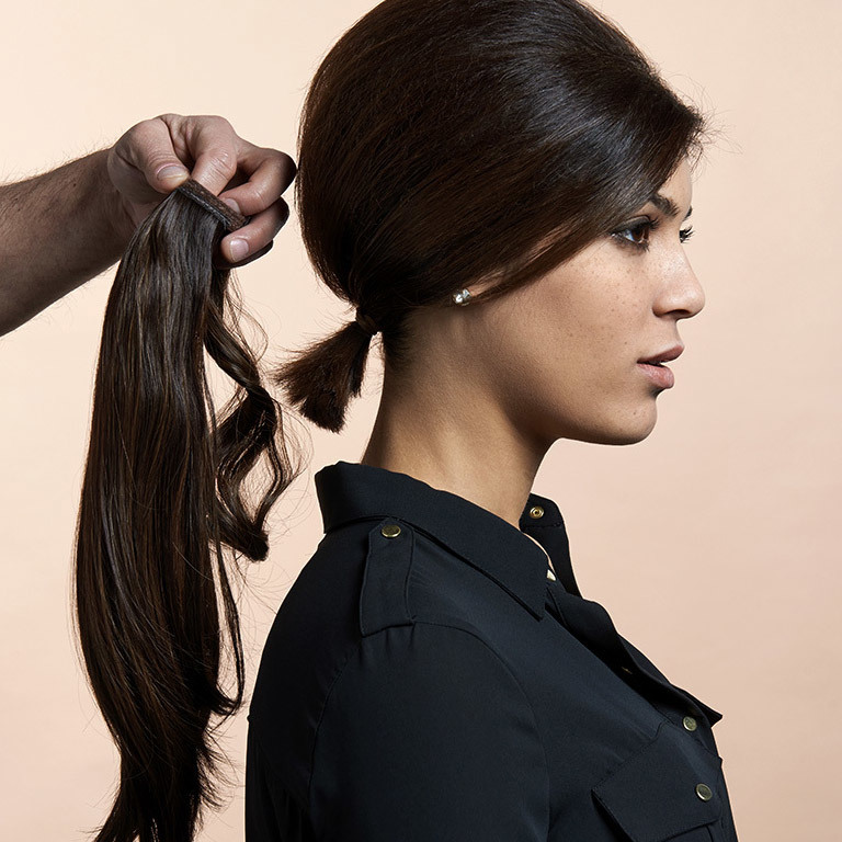 GL Lines - Clip-In Extensions (© Great Lengths)