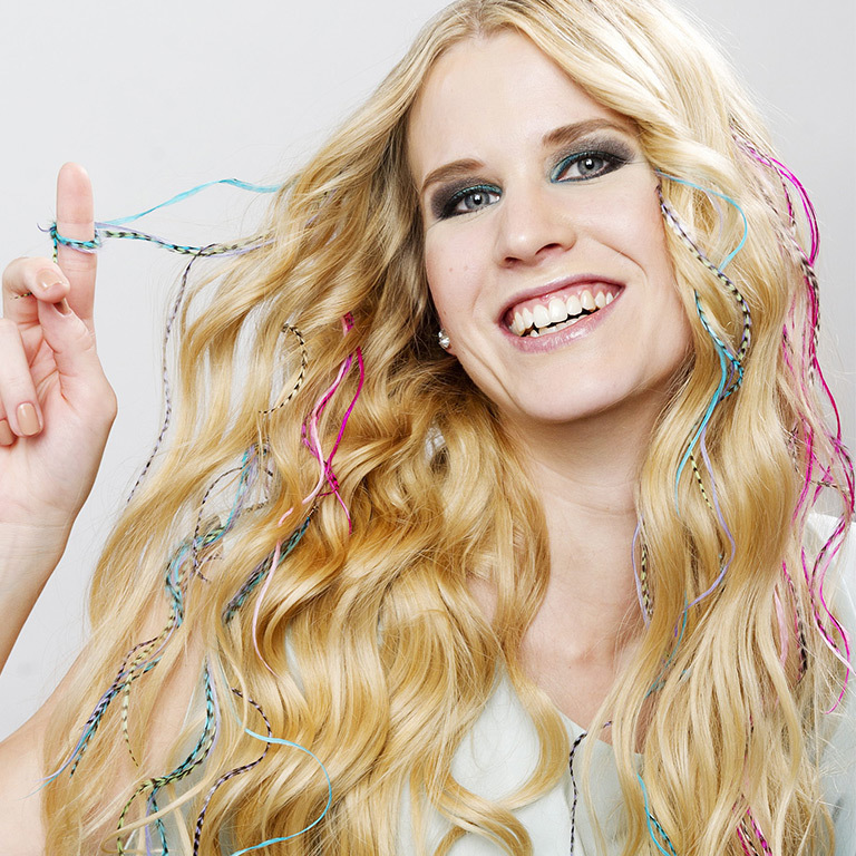 Wispers - Federextensions (© Great Lengths)