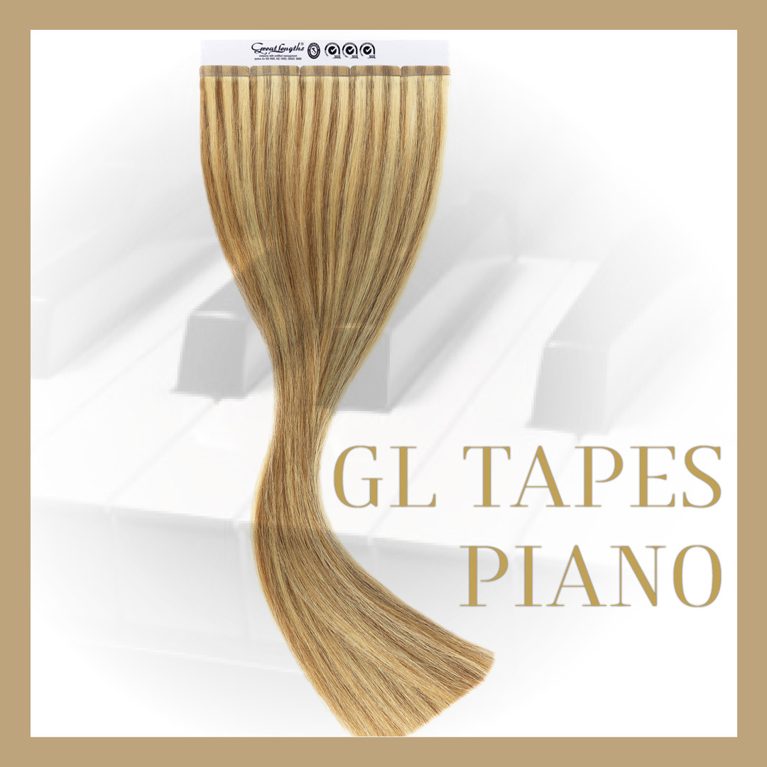 GL TAPES PIANO (© Great Lengths)