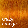 Farbe Crazy Orange
