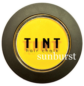 TINT Haarkreide . sunburst: tint-sunburst-gross (© Great Lengths)