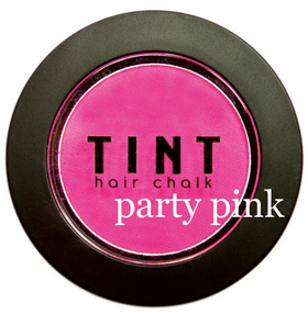 TINT Haarkreide . party pink: tint-party-pink-gross (© Great Lengths)