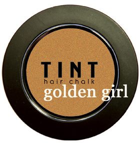 TINT Haarkreide . golden girl:  (© Great Lengths)