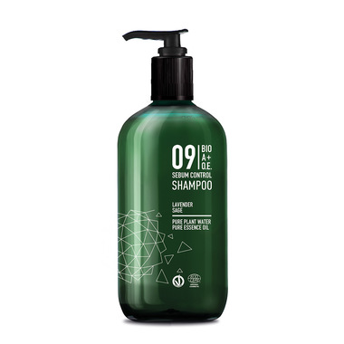 BIO A+O.E. 09 Sebum Control Shampoo, 500 ml:  (© Great Lengths)