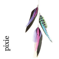 Feather Charms . pixie