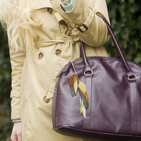 charm-tasche:  (© Great Lengths)