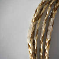 THE 4 BRAID BAND (Zoom Top):  (© Great Lengths)