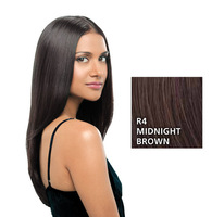 Hairdo 22 inch Clip in Straight, Midnight Brown