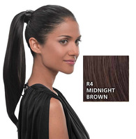 Simply Straight Pony, Midnight Brown