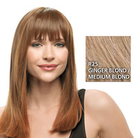 Clip-in-Bang, Ginger Blond