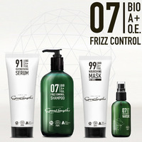 Die 07 Frizz Control-Serie:  (© Great Lengths)