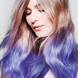 COLORMASH Haar Farbsprays!:  (© Great Lengths)