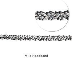 Mila Headband - Zoom