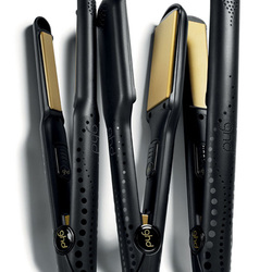 ghd V GOLD CLASSIC STYLER:  (© Great Lengths)