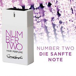 Perfume NUMBER TWO - Die sanfte Note:  (© Great Lengths)