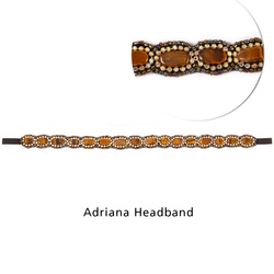 Adriana Headband . Zoom