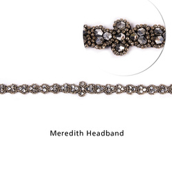 Meredith Headband . Zoom:  (© Great Lengths)