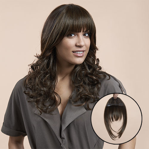 Clip-in-Bang (Fringe)