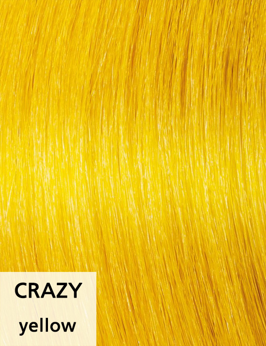 Crazy / yellow